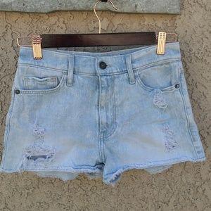 💛must go 💛🚺AF cutoff Jean shorts